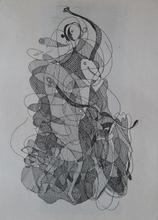 Georges BRAQUE - Estampe-Multiple - The Dance