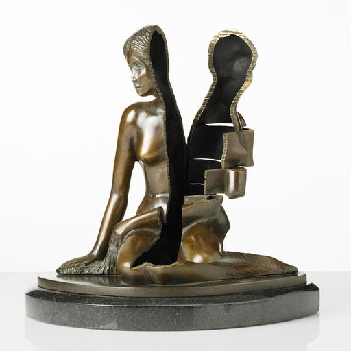 Fernandez ARMAN - Escultura - Mi-Siren