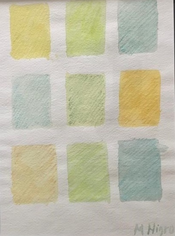 Mario NIGRO - Pintura - Senza titolo