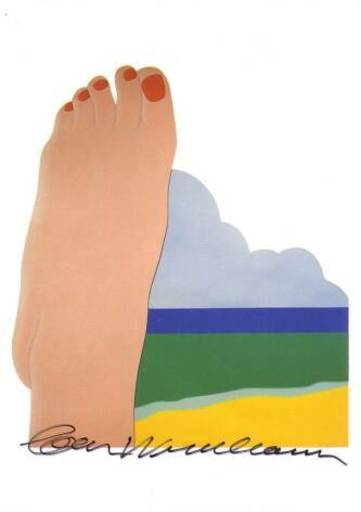 Tom WESSELMANN - Estampe-Multiple - Seascape N°21