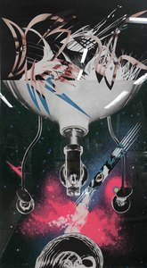 James ROSENQUIST - Print-Multiple - Where the Water Goes from Welcome to the Water Planet