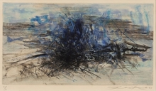 ZAO Wou-Ki - Print-Multiple - Untitled