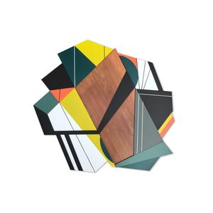 Scott TROXEL - Skulptur Volumen - Achtung VI