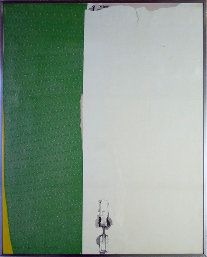 Jim DINE - Print-Multiple - Untitled (ciseau a bois)