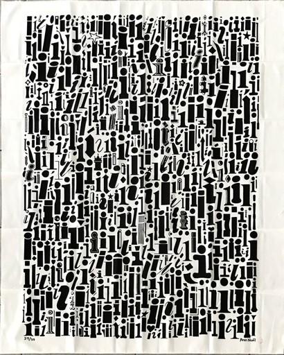 Ann NOEL - Stampa-Multiplo - Untitled