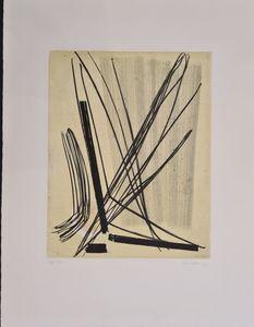 Hans HARTUNG - Print-Multiple - G7