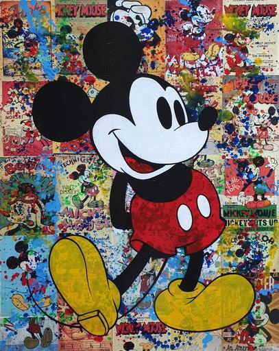 John SNAKE - Gemälde