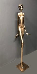 Chantal DE BLOCK - Escultura - Marie