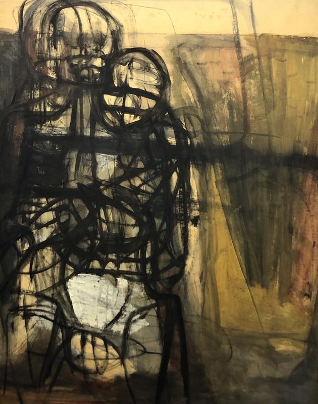 Tino VAGLIERI - Painting - Untitled