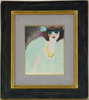 Jean-Pierre CASSIGNEUL - Gemälde - Élégante à Paris