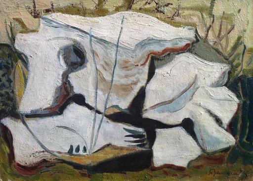 Henri BAVIERA - Painting