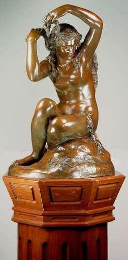 Holme CARDWELL - Skulptur Volumen - Sabrina