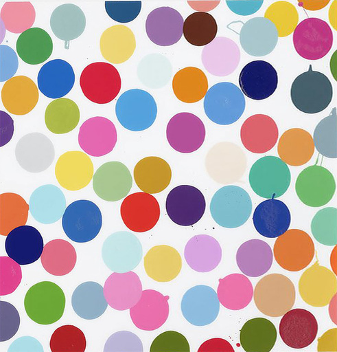 Damien HIRST - Print-Multiple - Plaza