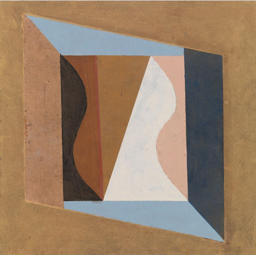 Jeremy ANNEAR - Painting - Cross Flow II