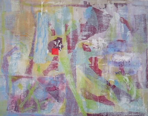 Christine GROSARU-BLETON - Gemälde - Abysse II