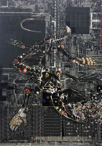 STUDIO 30 - Pittura - Cyberphantom