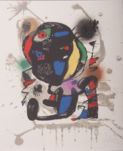 Joan MIRO (1893-1983) - Untitled