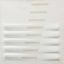 Agostino BONALUMI - Peinture - Untitled