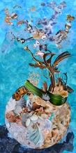Laetitia DE GAULLE - Painting - Emergence