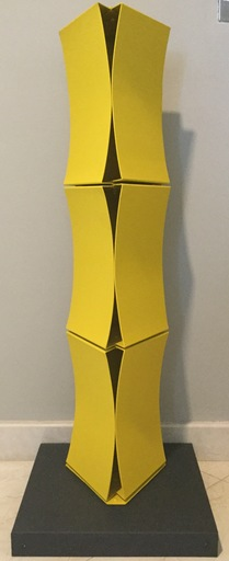 Edgar NEGRET - Sculpture-Volume - Medidas