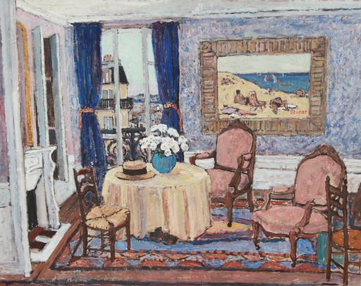 Marko STUPAR - Gemälde - Intérieur