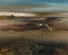 西德尼·罗伯特·诺兰 - 绘画 - Landscape