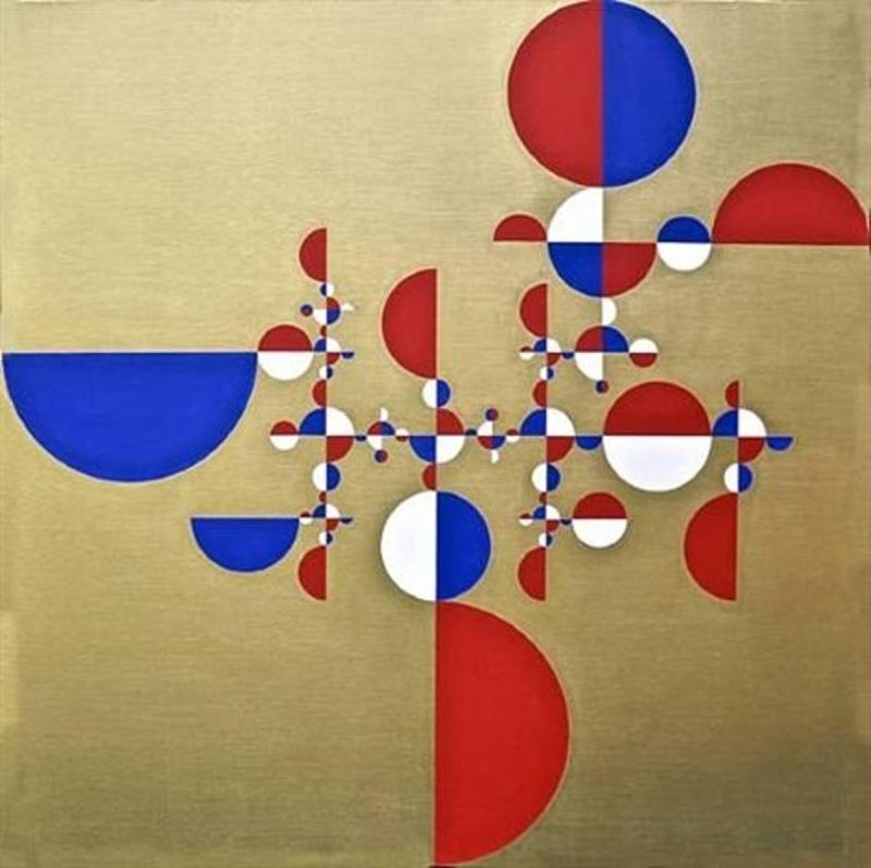 Gabriel OROZCO - Painting - Samurai Tree - Sold