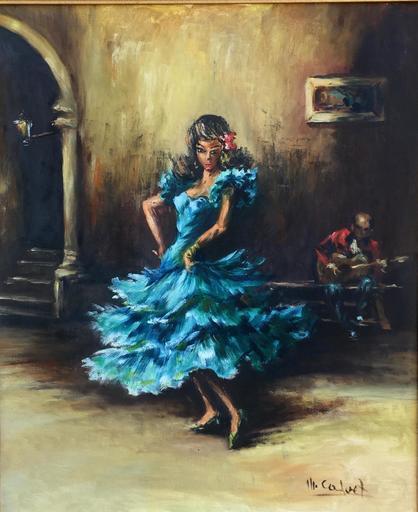 Michel CALVET - Gemälde