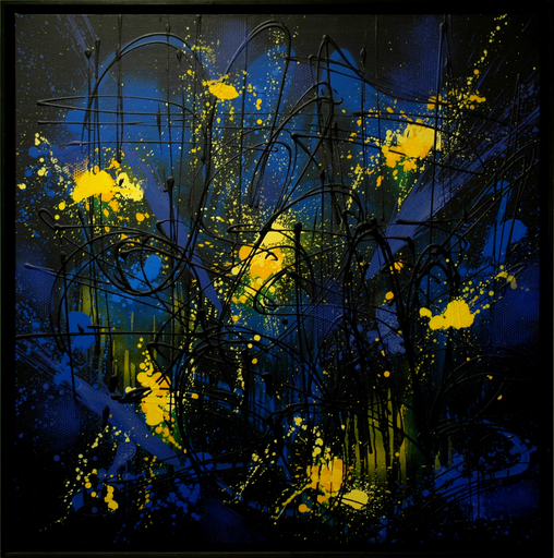 NEBAY - Pintura - Suivons La Lumière