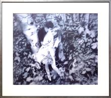 格哈德·里希特 - 版画 - Lovers in the forest