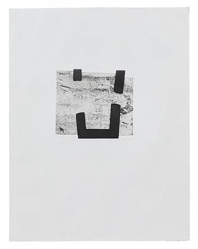 Eduardo CHILLIDA - Druckgrafik-Multiple - Escultura De Chillida