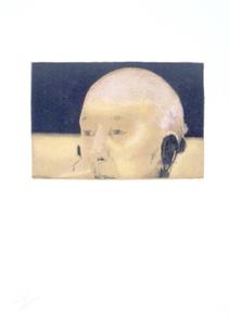 吕克•图伊曼斯 - 版画 - Giscard