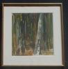 Jean AUJAME - Drawing-Watercolor - La forêt