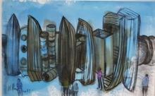 KCHO - Peinture - Son título
