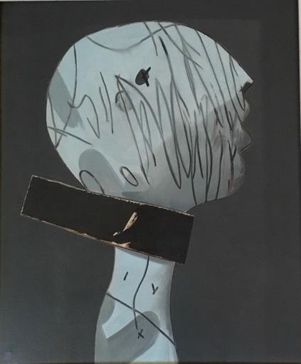 Luis PINTO COELHO - Painting - A Escrava
