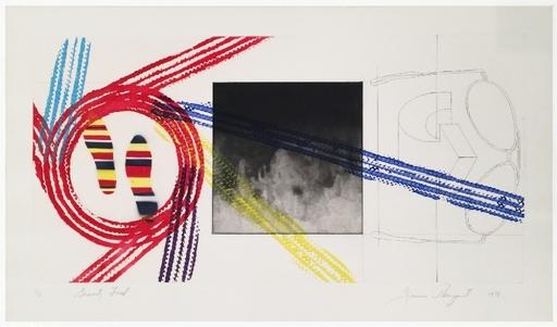 James ROSENQUIST - Print-Multiple - Gravity Feed