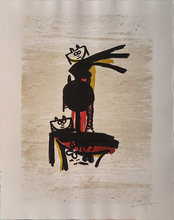 维夫里多•拉姆 - 版画 - ORSA MAGGIORE # 7504