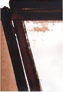 Pierre SOULAGES - Estampe-Multiple - Serigraphie 15