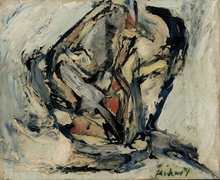 Pierre ALECHINSKY (1927) - Faire Face