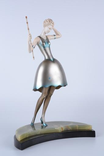 Johann Philipp PREISS - Escultura - Peep