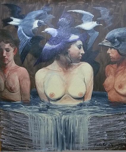 Roberto FABELO - Peinture