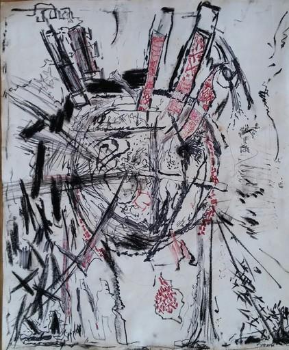 Aviva URI - Drawing-Watercolor - Explosion