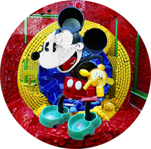 Bernard PRAS (1952) - Inventaire 34 - Mickey