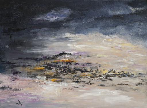 Danielle MAILLET-VILA - Painting - Sans titre