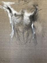 Benjamin CARBONNE - Peinture - buste 1.6.4
