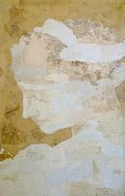 Fernando ALDAY - Pintura - Testa di donna II
