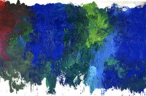 Hermann NITSCH - Peinture - Sans titre