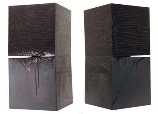 Emilio SCANAVINO - Sculpture-Volume - Senza titolo
