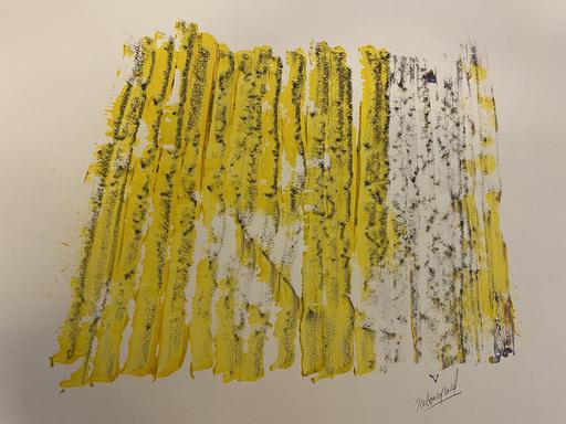 Jérémie REBOURGEARD - Gemälde - Erection Lumineuse