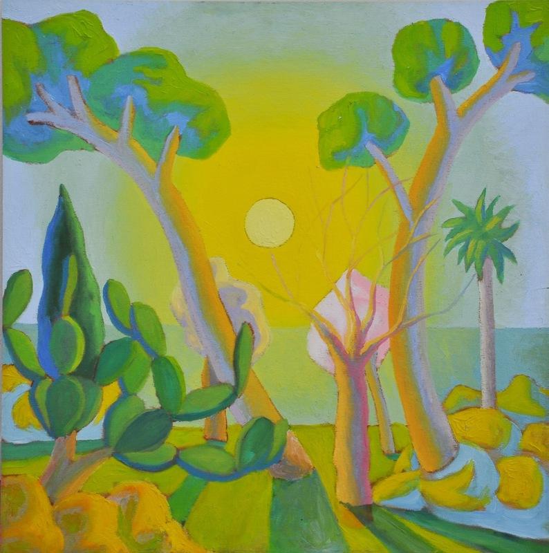 SALVO - Painting - Alba